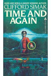 Time and Again - Simak, Clifford D. - Régikönyvek