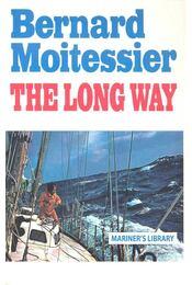 The Long Way - MOITESSIER, BERNARD - Régikönyvek