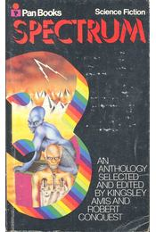 Spectrum III – A Third Science Fiction Anthology - AMIS, KINGSLEY – CONQUEST, ROBERT (ed) - Régikönyvek