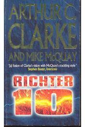 Richter 10 - CLARKE, ARTHUR C. - McQUAY, MIKE - Régikönyvek