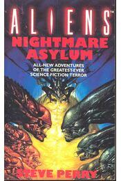 Nightmare Asylum - Perry, Steve - Régikönyvek