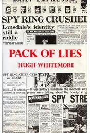 Pack of Lies - Hugh Whitemore - Régikönyvek