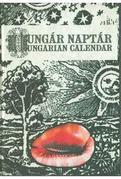Hungár naptár - Hunnivári Zoltán - Régikönyvek