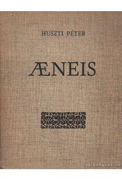 Aeneis (hasonmás) - Huszti Péter - Régikönyvek