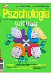 HVG Extra Magazin - Pszichológia 2020/01. - Életciklusok - Életünk nagy feladatai - Régikönyvek