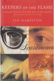 Keepers of the Flame - Ian Hamilton - Régikönyvek