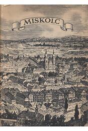 Miskolc - Ifj. Horváth Béla, Marjalaki Kiss Lajos, Valentiny Károly - Régikönyvek