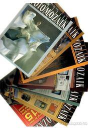 Foto Mozaik 2004. VII. évfolyam (hiányos) - Ifj. Takács Szabolcs (főszerk.) - Régikönyvek