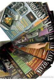 Foto Mozaik 2005. VIII. évfolyam (teljes) - Ifj. Takács Szabolcs (főszerk.) - Régikönyvek