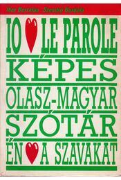 Képes olasz-magyar szótár - Iker Bertalan, Szendrő Borbála - Régikönyvek