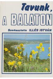 Tavunk, a Balaton - Illés István - Régikönyvek
