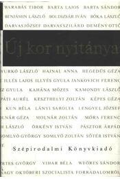 Új kor nyitánya - Illés Lajos - Régikönyvek