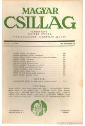 Magyar Csillag 1942. november 12. szám - Illyés Gyula - Régikönyvek