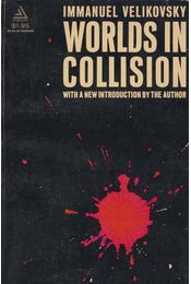 Worlds in Collision - Immanuel Velikovsky - Régikönyvek