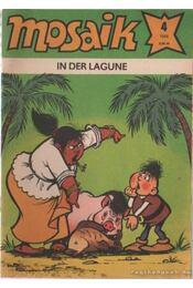 In der lagune - Mosaik 1988/4 - Régikönyvek