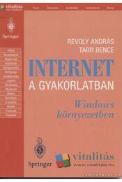 Internet a gyakorlatban - Revoly András, Tarr Bence - Régikönyvek