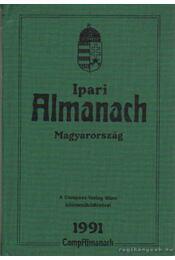 Ipari Almanach Magyarország 1991 - Régikönyvek