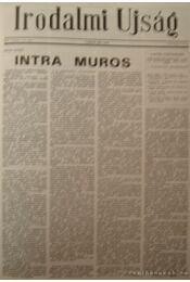 Irodalmi Ujság hatodik kötet 1974-79. - Régikönyvek