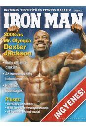 Iron Man 2009/1 - Régikönyvek