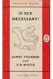 Is Sex Necessary? - Régikönyvek