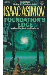 Foundation's Edge - Isaac Asimov - Régikönyvek