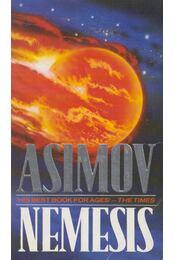 Nemesis - Isaac Asimov - Régikönyvek