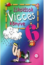 Iskolások vicces könyve 6. - Régikönyvek