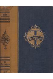 Az őstalaj - Ivan Turgenyev - Régikönyvek
