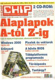 Chijp 1999. november 11. szám - Ivanov Péter ( főszerk.) - Régikönyvek