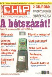 Chip 2000. február 2. szám - Ivanov Péter ( főszerk.) - Régikönyvek