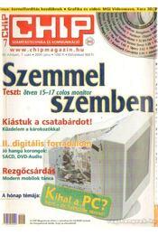 Chip 2000. július 7. szám - Ivanov Péter ( főszerk.) - Régikönyvek