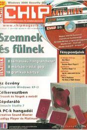 Chip 2001. december 12. szám - Ivanovics Péter - Régikönyvek