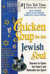 Chicken Soup for the Jewish Soul: Stories to Open the Heart and Rekindle the Spirit - Jack Canfield, Mark Victor Hansen, Rabbi Dov Peretz Elkins - Régikönyvek