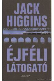Éjféli látogató - Jack Higgins - Régikönyvek