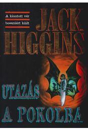 Utazás a pokolba - Jack Higgins - Régikönyvek