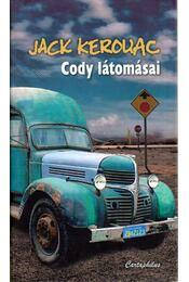 Cody látomásai - Jack KEROUAC - Régikönyvek