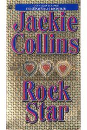 Rock Star - Jackie Collins - Régikönyvek