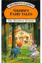 Grimm's Fairy Tales - Jacob Grimm, Wilhelm Grimm - Régikönyvek
