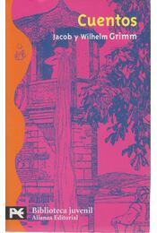 Cuentos - Jacob L. Grimm, Wilhelm K. Grimm - Régikönyvek