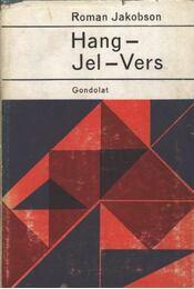 Hang - Jel - Vers - Jakobson, Roman - Régikönyvek