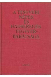 A testvéri népek és hadseregek fegyverbarátsága - Jakubovszkij, I. I. - Régikönyvek