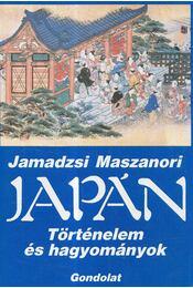 Japán - Jamadzsi Maszanori - Régikönyvek