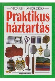 Praktikus háztartás - Jámbor Zsóka, Verő Juli - Régikönyvek