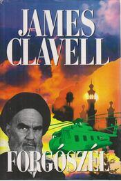 Forgószél - James Clavell - Régikönyvek