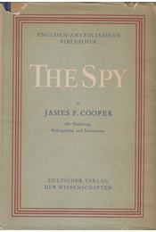 The Spy - James F. Cooper - Régikönyvek