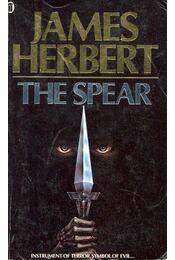The Spear - James Herbert - Régikönyvek