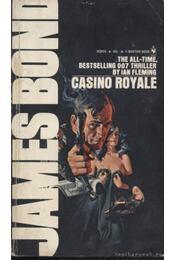Casino Royal - Ian Fleming - Régikönyvek