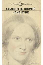 Jane Eyre - Charlotte Brontë - Régikönyvek