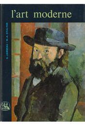 L'art moderne - Janneau, Guillaume, Stalter, Marcel-André - Régikönyvek