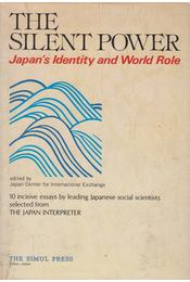 The Silent Power - Japan Center for International Exchange - Régikönyvek
